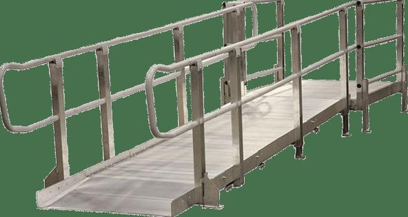 Rental Ramp | Home Safety Innovations | La Crosse, WI